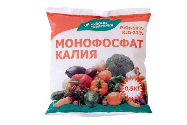 Калий для помидоров