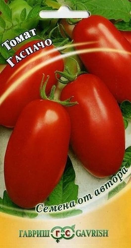 О томате Гаспачо: описание сорта, характеристики помидоров, посев
