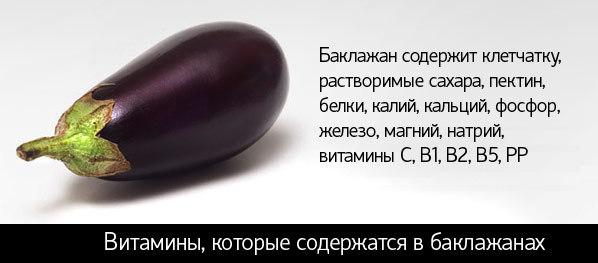 Все о баклажане: полезные свойства, витамины, описание культуры, ее характеристики