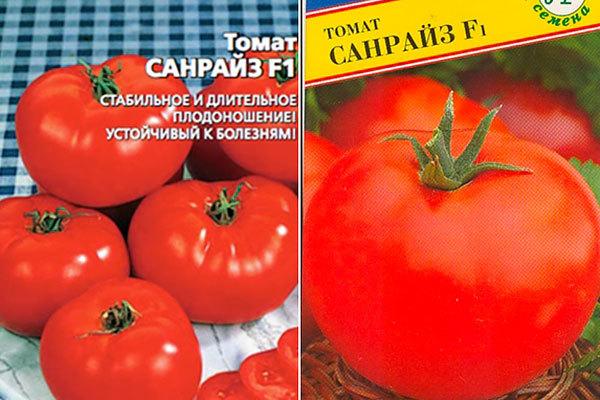 О томате Санрайз: описание и характеристики сорта, уход и выращивание