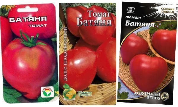 О томате Батяня: описание и характеристики сорта, уход и выращивание